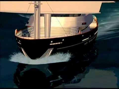 Maltese Falcon Sailing Superyacht