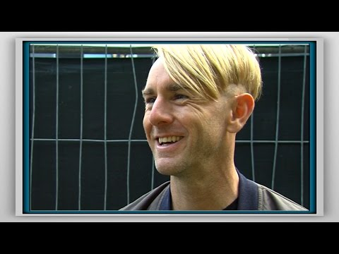 Richie Hawtin on Skrillex, EDM and hairstyles