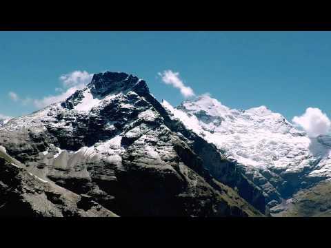 Soaring Over Fiordland National Park, New Zealand