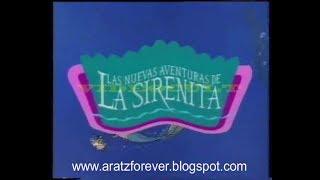 Las nuevas aventuras de la Sirenita