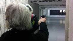 West Shooters Helsinki - Pistooliammunta / Pistol Shooting