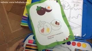 Vali bút màu đa năng, Hộp bút màu đa năng Similac - Shop Bé Bụ Bẫm