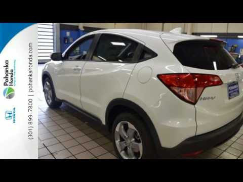 New 2017 honda hr v washington dc honda dealer md for Washington dc honda dealers