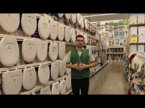 Как измерить унитаз под сиденье