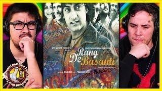 Rang De Basanti Trailer Reaction Video | Aamir Khan | R Madhavan |  Discussion