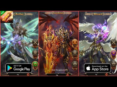 Immortal Legend All Class Gameplay New Idle Rpg Game