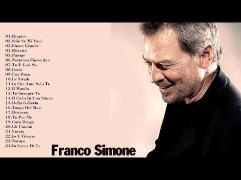 Franco Simone Maggiori successi    Il la migliore collezione Franco Simone