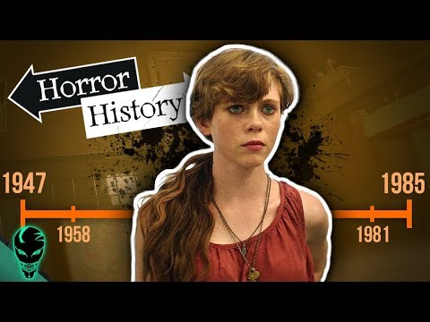 IT: The History of Beverly Marsh | Horror History