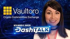 Dash Talk - Dash Investment Foundation buys Gold with Dash on Vaultoro!