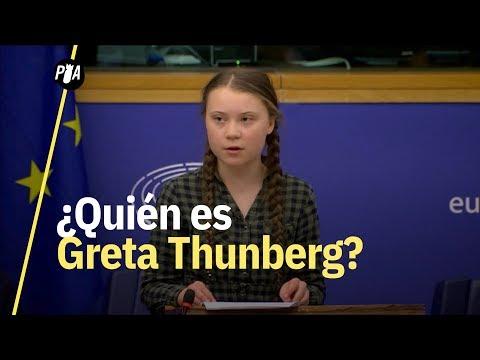 ¿Quién es Greta Thunberg? La activista contra el cambio climático