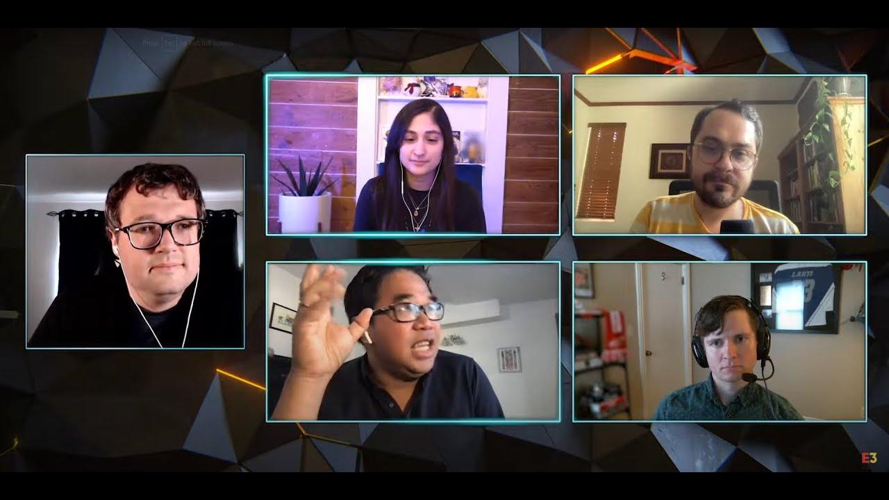 E3 2021 Panel: Media Leader Roundtable