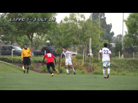 2015 07 18 LAPFC vs Olympiacos for CRL v2