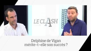 Le Clash culture Figaro-L'Obs : Delphine de Vigan mérite-t-elle son succès ?