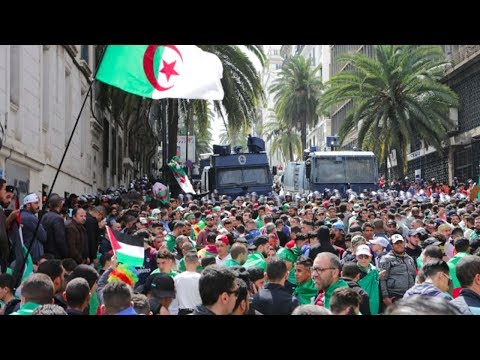 Arab Spring Arrives Late in Algeria: New Elections Called