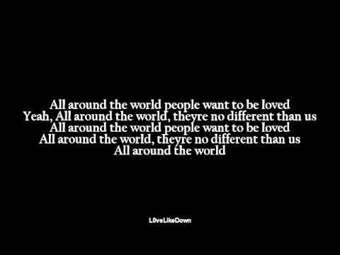 Justin Bieber (Feat. Ludacris) - All Around The World (Lyrics & Download)