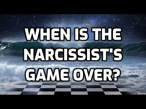 When Is The Narcissist's Game Over?