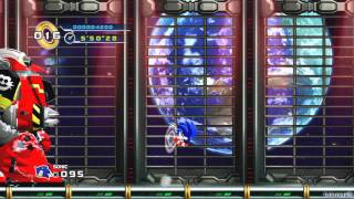 Sonic the Hedgehog 4 ~ Episode 1 [Part 06 - E.G.G Station Zone + Ending / Credits]