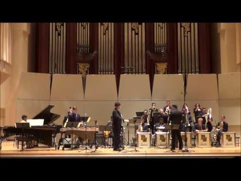 Baylor Jazz Ensemble November 2016