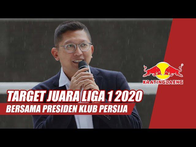 Mengupas Dapur Persija Bersama Sang Presiden Klub | Bung's Corner