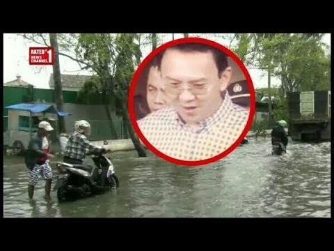 Banjir rob rendam Jakarta, sekali lagi benar kata Ahok