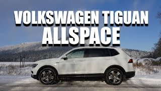 Volkswagen Tiguan Allspace (ENG) - Test Drive and Review