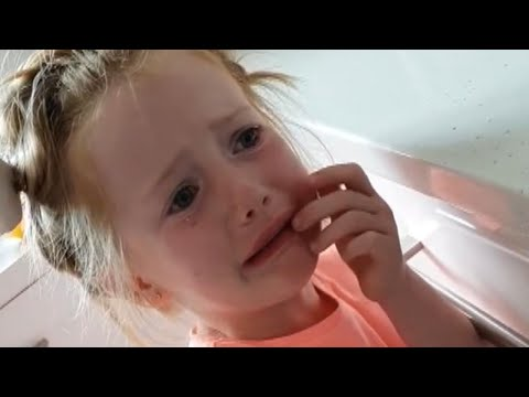 Little Girl Cries When She Learns She Wasn't Invited to Royal Wedding