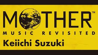 A live video of the classic song 'SNOW MAN' / Keiichi Suzuki『MOTHERMUSIC REVISITED』Teaser Movie