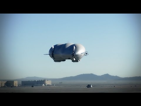 Lockheed Martin P-791 Hybrid Air Vehicle