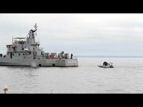 Hellenic Coast Guard Patrol Vessel & Tender Reg  050