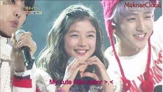 Video Actress Kim Yoo Jung's Singing & Dancing Skills [feat. BtoB, B1A4] download MP3, 3GP, MP4, WEBM, AVI, FLV Juli 2018