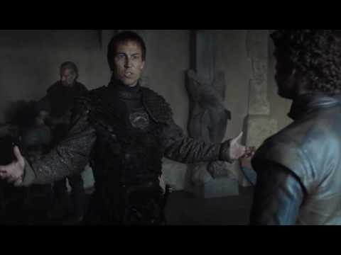 Edmure, Robb And The Blackfish