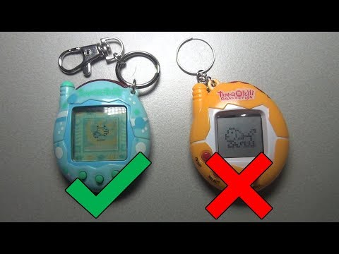 $1 Tamagotchi Review