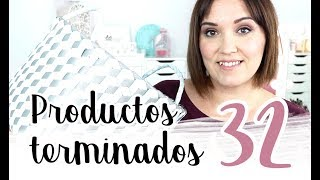PRODUCTOS TERMINADOS (Vol. 32)
