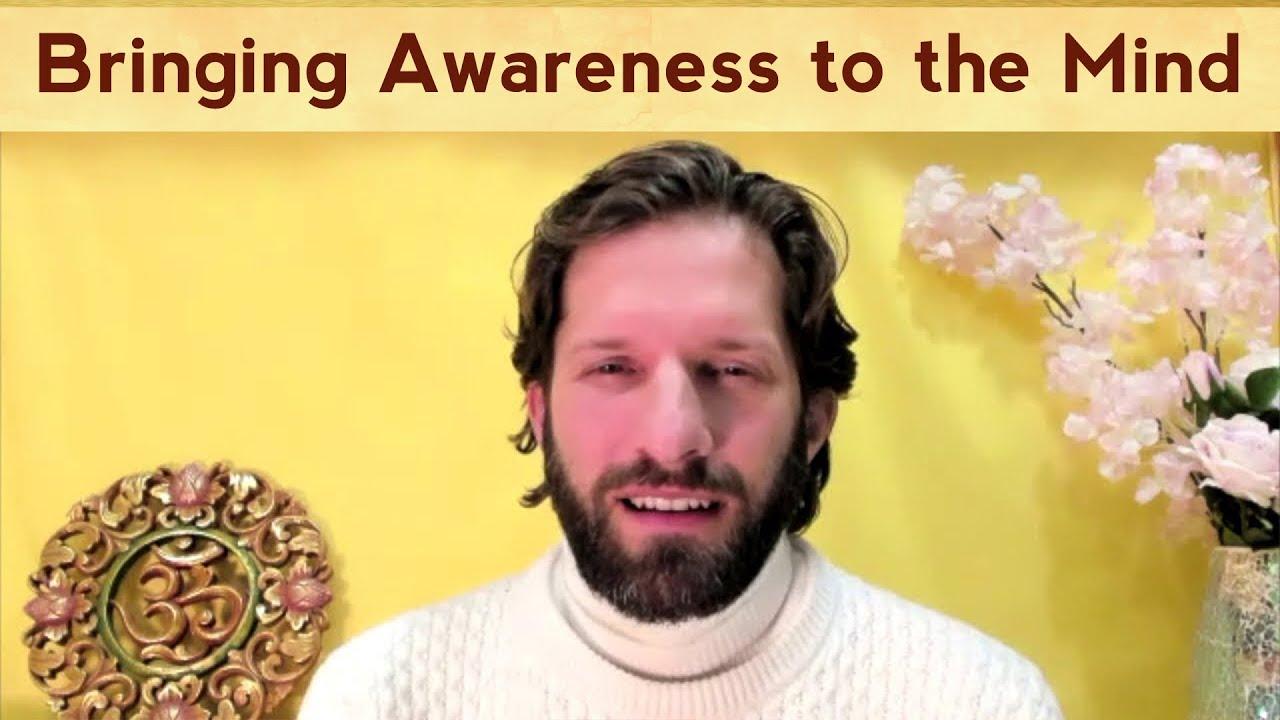 Bringing Awareness to the Mind (Awareness Awakening Series)