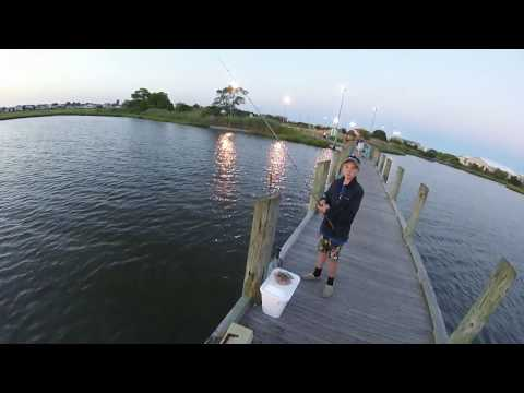 Fishing and Crabbing Attempt in Ocean City with Jack