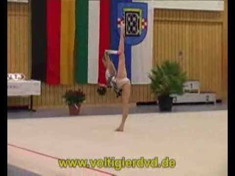 Anna Sidorova Ball ICC Bochum 2008 - YouTube