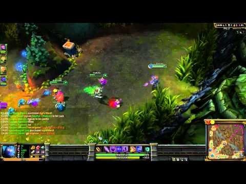 136 - Shen Jungle Commentary - League of Legends