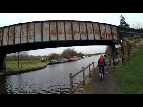 Cycling by the canal(1)