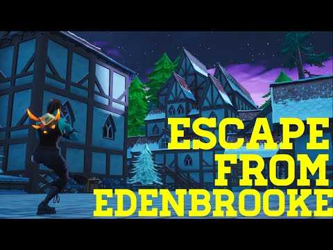 How To Complete Escape From Edenbrooke By Relatable - Fortnite Creative Guide