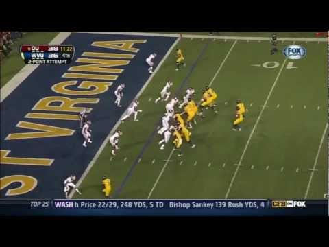Geno Smith vs Oklahoma (2012)