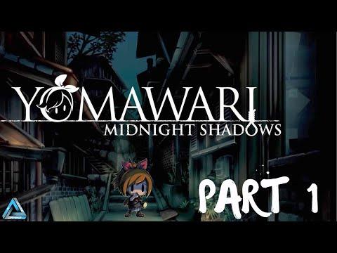Yomawari: Midnight Shadows Full Gameplay No Commentary Part 1 |