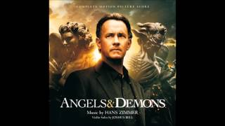 42) 160 BPM (Angels And Demons--Complete Score)