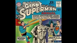 When Comics Were KING-SIZED: 4 super annuals from the summer of 1963