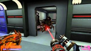 Star Trek Voyager: Elite Force Walkthrough Mission Fifteen ***Invasion*** (1080p FULL HD)
