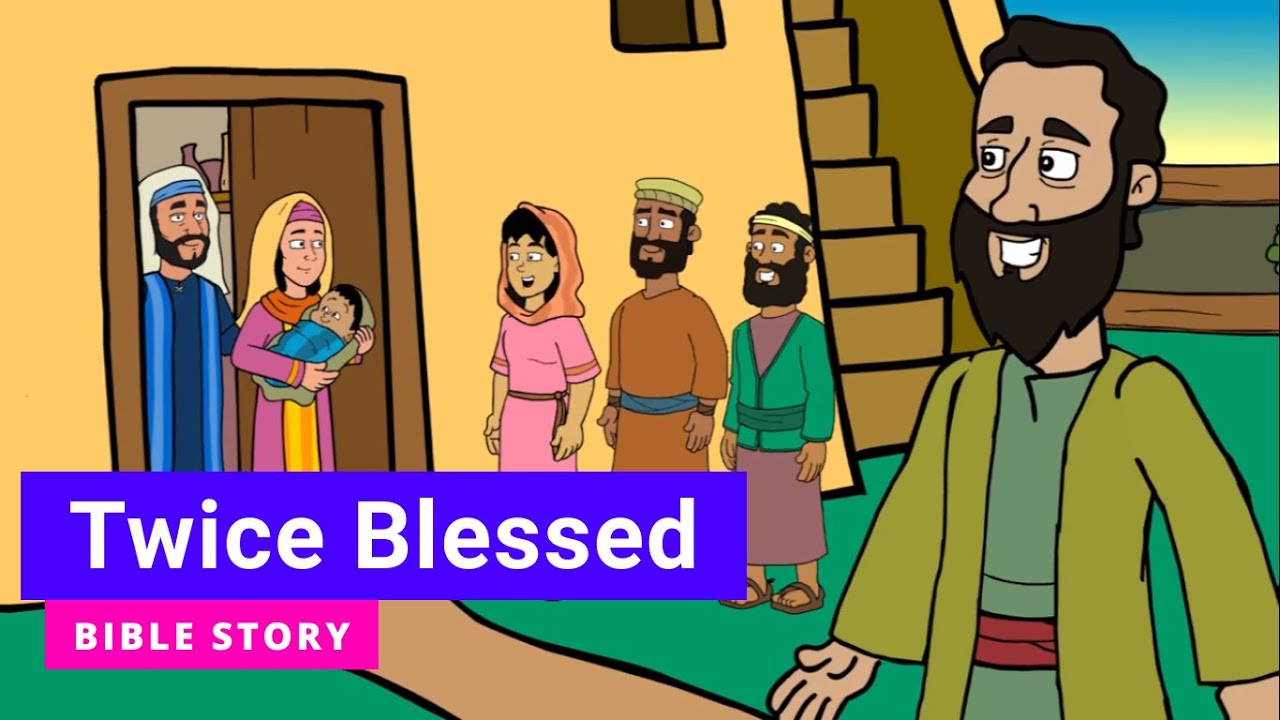"""Primary Year C Quarter 3 Episode 5 """"Twice Blessed"""""""