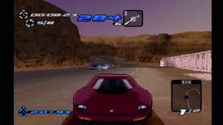 Need For Speed 3 Hot Pursuit | Lost Canyons | Hot Pursuit Race 247
