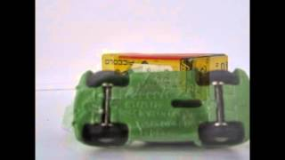 Vintage Toy Cars TEKNO 1960's Denmark Schuco Germany SlideShow #1 Photos