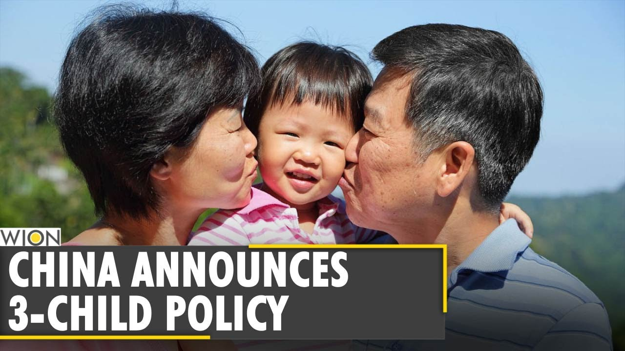 What China's new three-child policy means   China aged population   Latest World English News