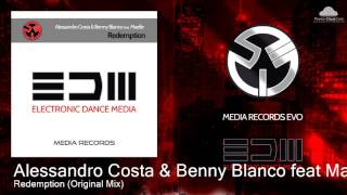 Alessandro Costa & Benny Blanco feat Maelle - Redemption