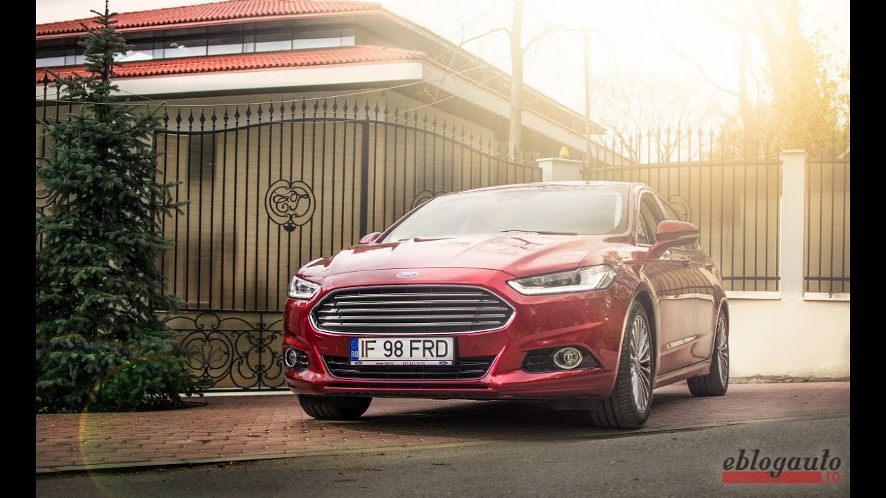 ford mondeo 2 0 tdci test drive review youtube. Black Bedroom Furniture Sets. Home Design Ideas